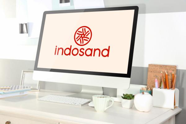 Sample branding #3 for Indosand