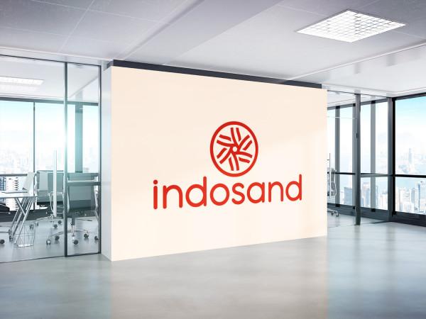 Sample branding #2 for Indosand