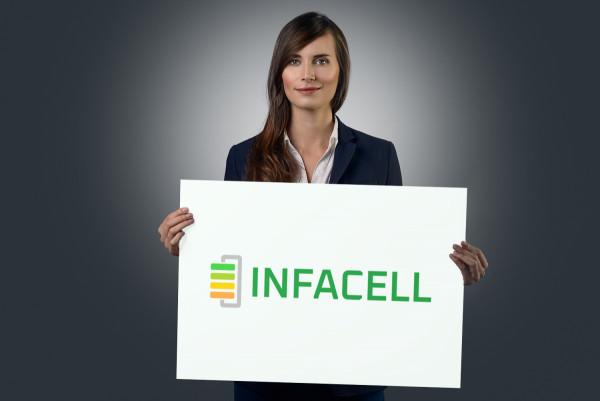 Sample branding #1 for Infacell