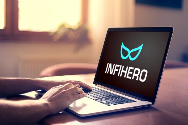 Sample branding #3 for Infihero