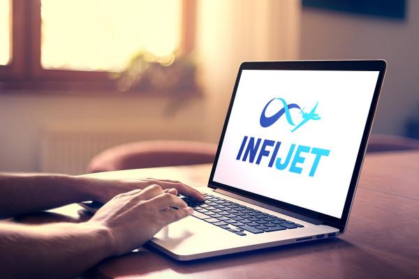 Sample branding #2 for Infijet