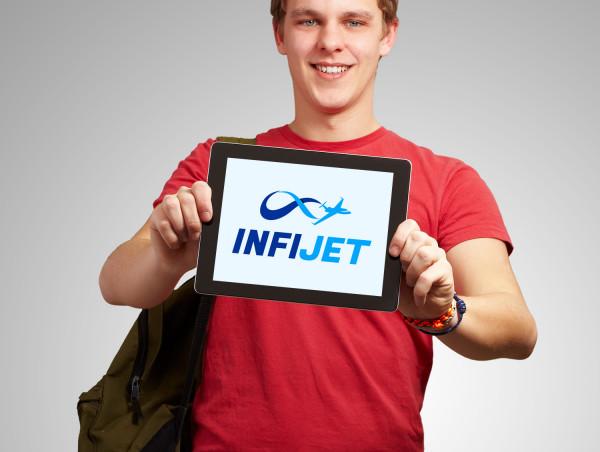 Sample branding #1 for Infijet