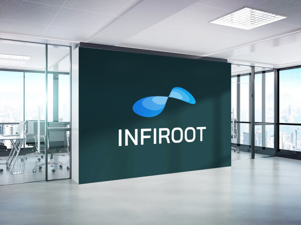 Sample branding #1 for Infiroot
