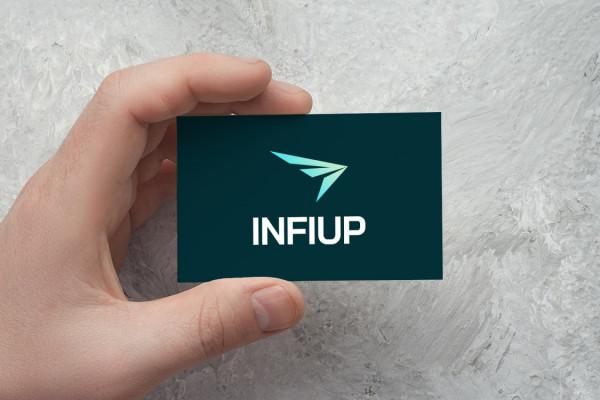Sample branding #2 for Infiup