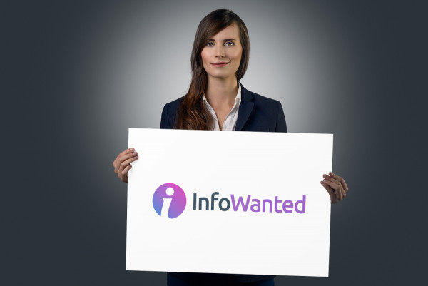 Sample branding #1 for Infowanted