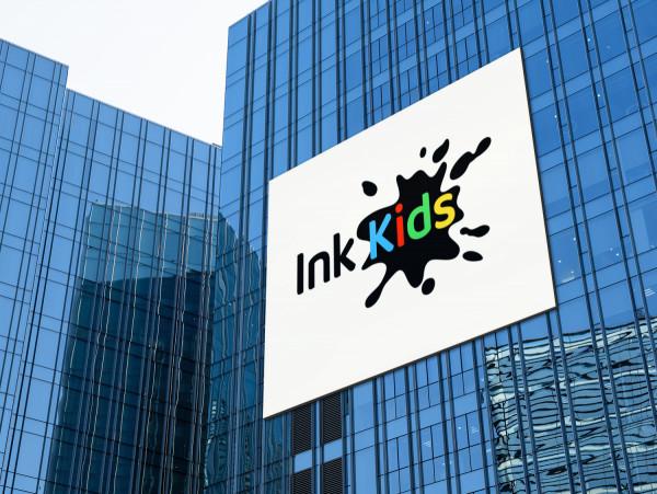 Sample branding #3 for Inkkids