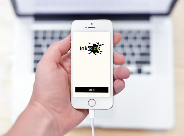 Sample branding #2 for Inkkids