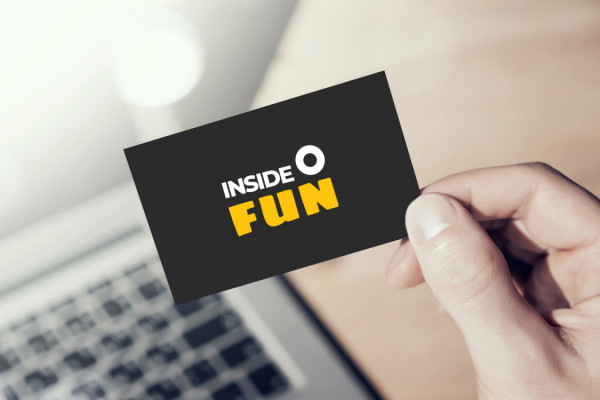 Sample branding #2 for Insidefun