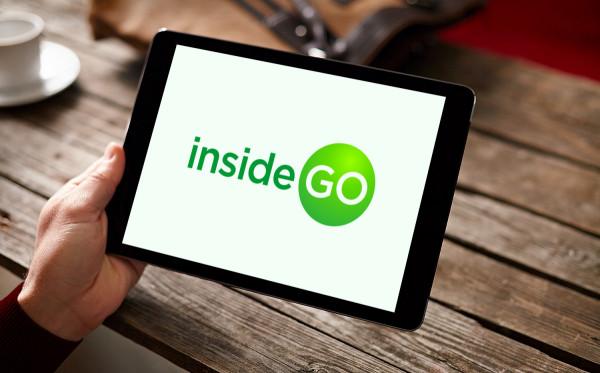 Sample branding #2 for Insidego
