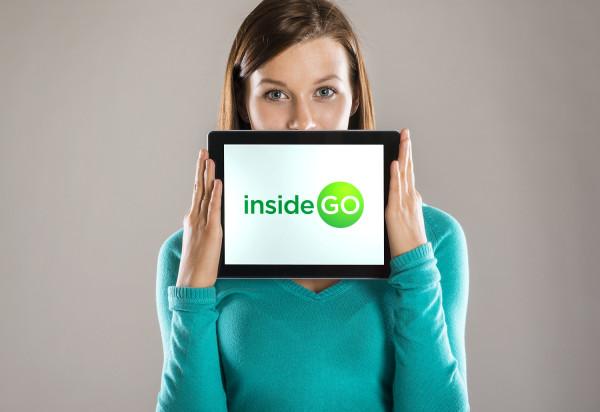 Sample branding #1 for Insidego