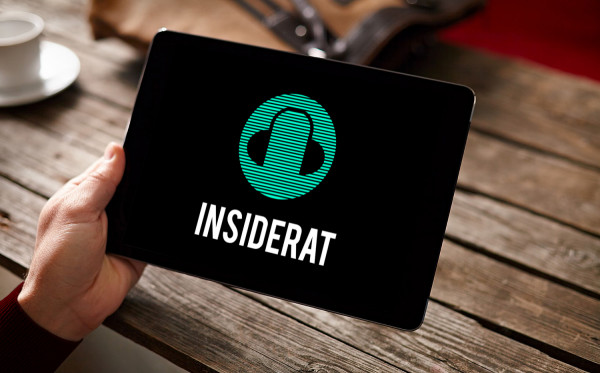 Sample branding #2 for Insiderat