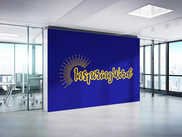 Sample branding #2 for Inspiringword