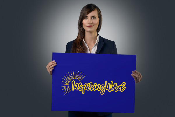 Sample branding #1 for Inspiringword