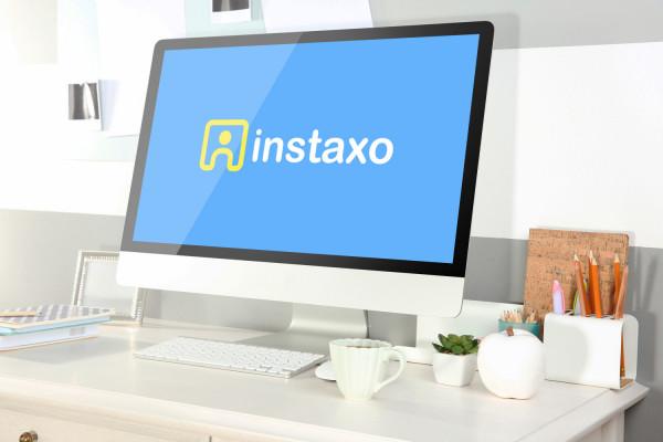 Sample branding #1 for Instaxo