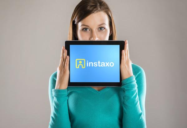 Sample branding #2 for Instaxo