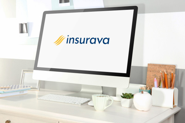 Sample branding #1 for Insurava