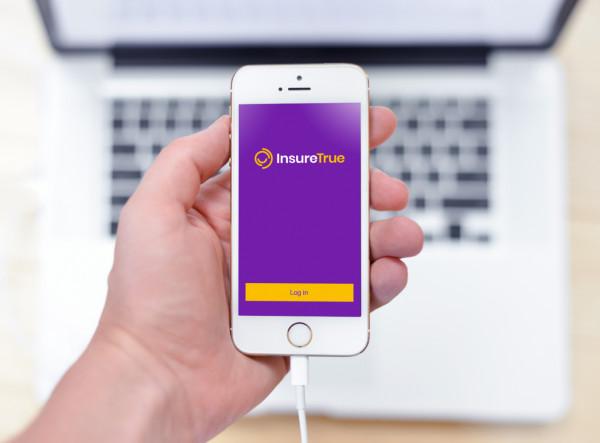 Sample branding #2 for Insuretrue