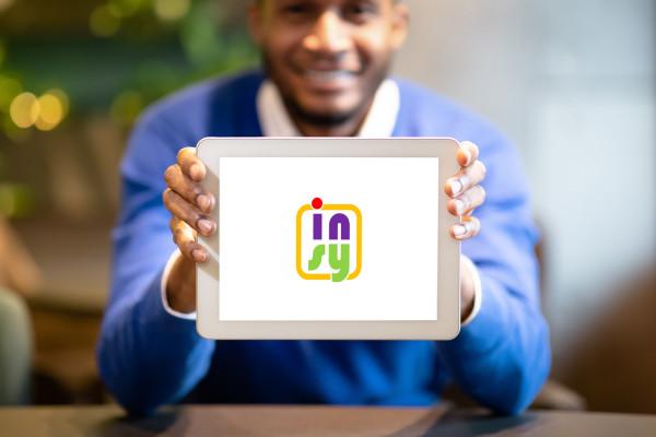 Sample branding #1 for Insy