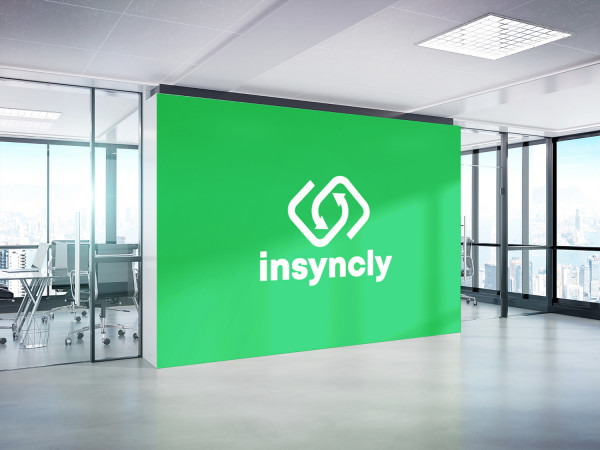 Sample branding #1 for Insyncly