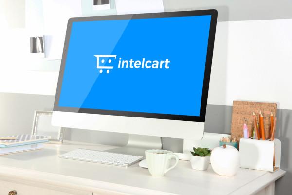 Sample branding #1 for Intelcart