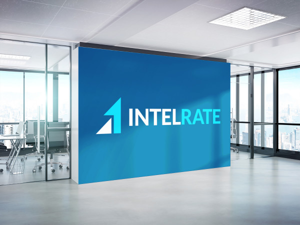 Sample branding #2 for Intelrate