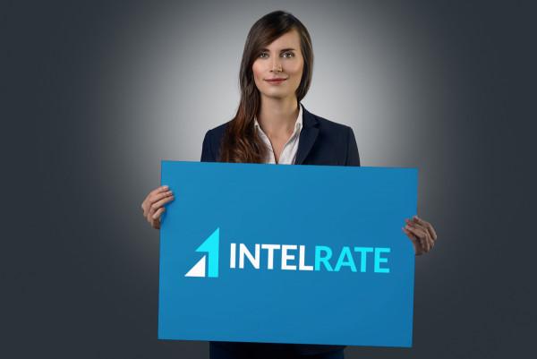 Sample branding #3 for Intelrate