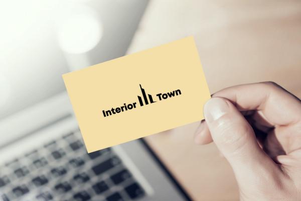 Sample branding #2 for Interiortown