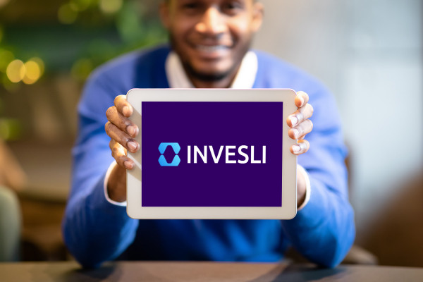 Sample branding #3 for Invesli