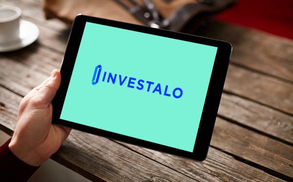 Sample branding #1 for Investalo
