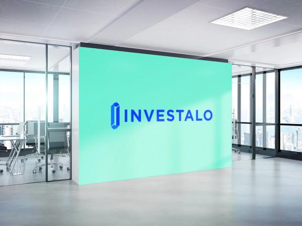 Sample branding #2 for Investalo