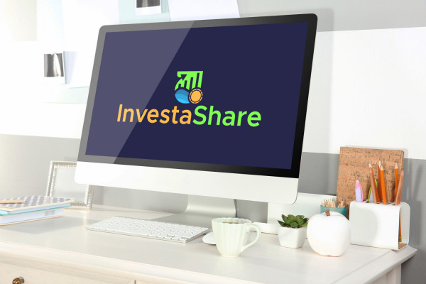 Sample branding #3 for Investashare