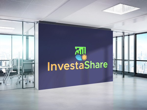 Sample branding #2 for Investashare