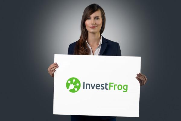 Sample branding #2 for Investfrog