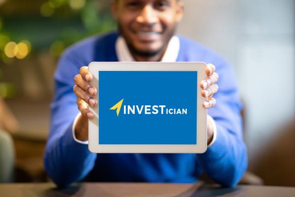 Sample branding #2 for Investician