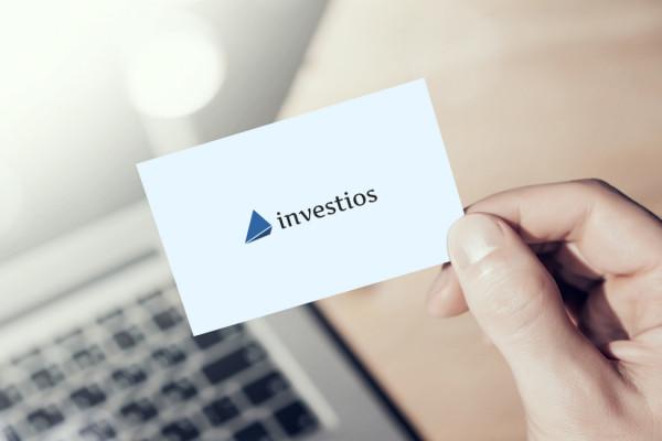 Sample branding #2 for Investios