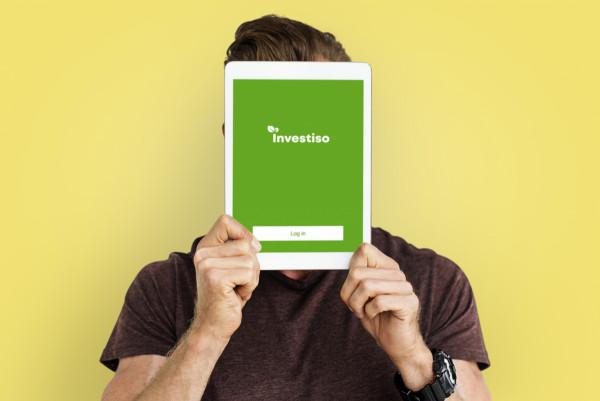 Sample branding #1 for Investiso