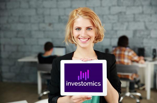 Sample branding #3 for Investomics