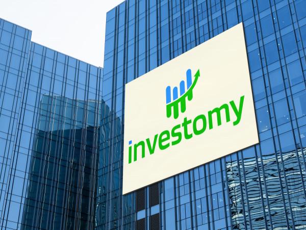 Sample branding #3 for Investomy