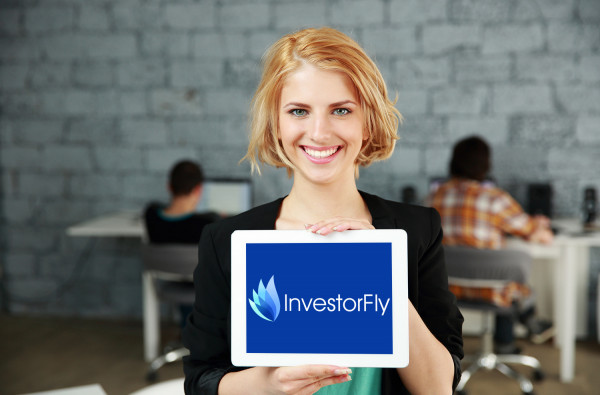 Sample branding #1 for Investorfly