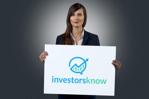 Sample branding #2 for Investorsknow