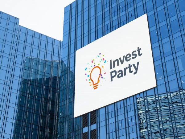 Sample branding #1 for Investparty