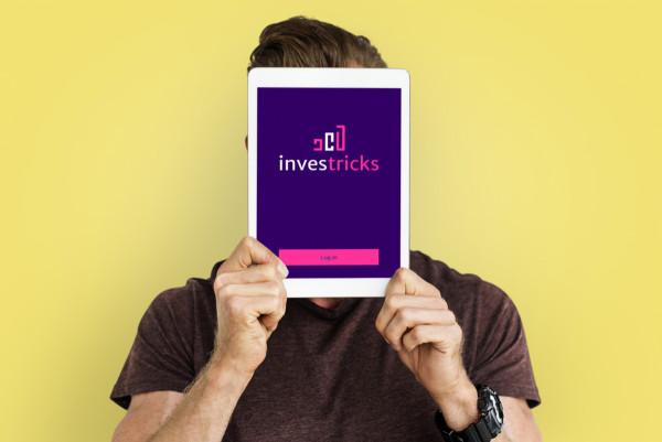 Sample branding #2 for Investricks