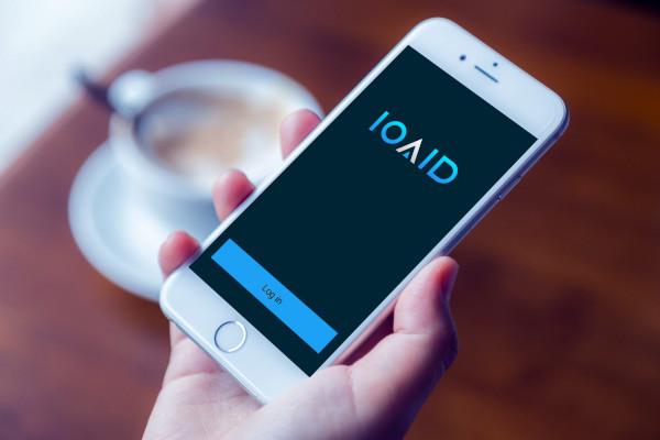 Sample branding #1 for Ioaid