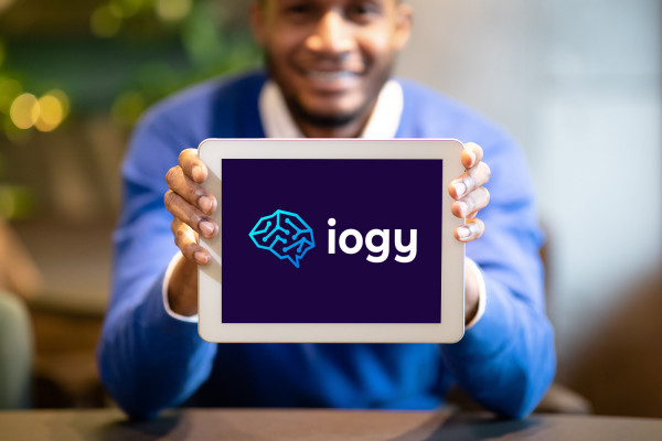 Sample branding #1 for Iogy
