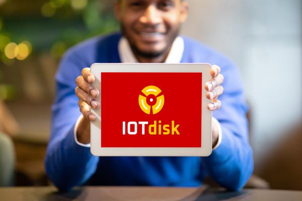 Sample branding #1 for Iotdisk