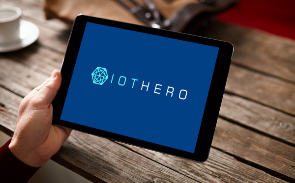Sample branding #3 for Iothero