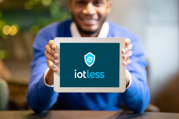 Sample branding #3 for Iotless