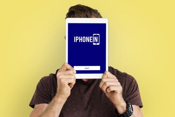 Sample branding #2 for Iphonein