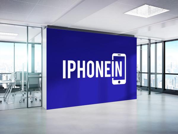 Sample branding #1 for Iphonein