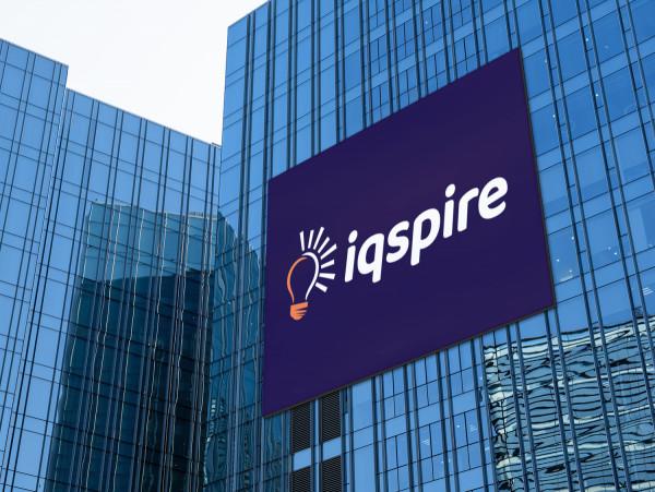Sample branding #2 for Iqspire